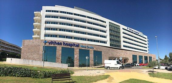 HospitalVithasNisaSevilla