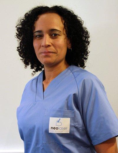María José García MorenoAuxiliar de consulta arritmia