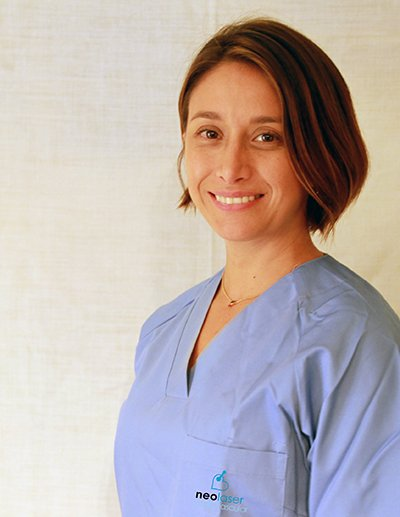Ana Ruales, Cirujana Vascular